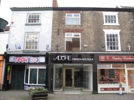 For Sale / To Let   - 64 Wrawby Street Brigg DN20 8JE