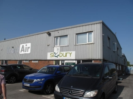 To Let - Unit C, Hytec Way ,Borugh HU15 1UD